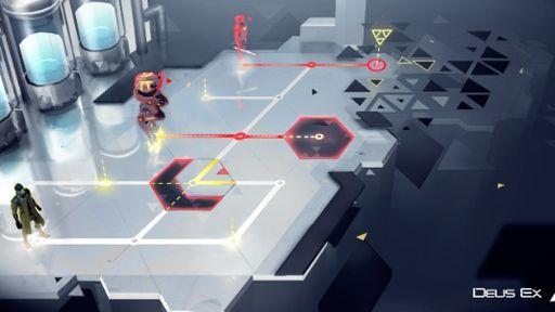 'Deus Ex GO' chega ao Android e iOS no dia 18 de agosto