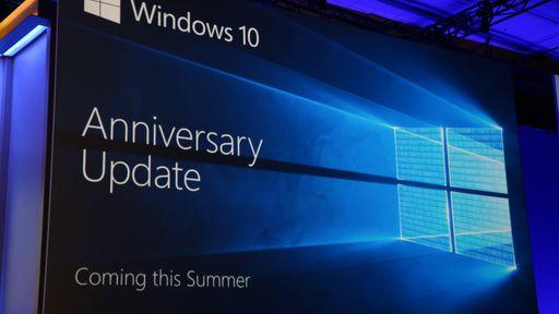 Atualização de aniversário do Windows 10 trava o sistema de alguns usuários