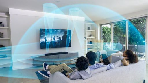 Sony apresenta nova soundbar com suporte a Dolby Atmos e áudio de 360 graus