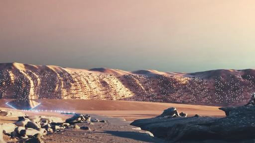 Conheça Nüwa, a cidade autossustentável planejada para o futuro de Marte