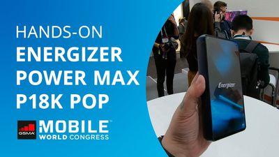 Smartphone com 18.000mAh da Energizer [Hands-on]