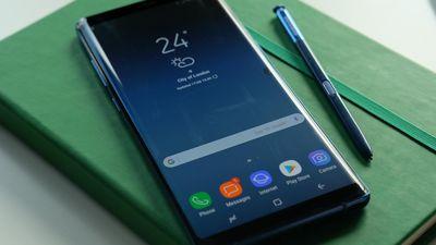 Samsung Galaxy Note 9 tem visual revelado em cartaz promocional