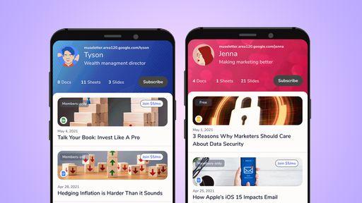 Google trabalha em plataforma que mistura newsletter e rede social
