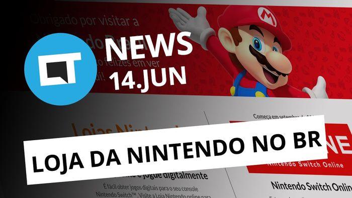 0dc0bd6b6 Fim do WhatsApp no iOS 7  Loja de jogos do Nintendo Switch no Brasil e+ CT  News  - Vídeos - Canaltech