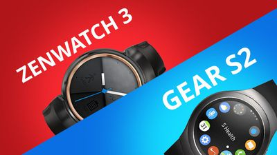 Asus Zenwatch 3 vs. Samsung Gear S2 [Comparativo]