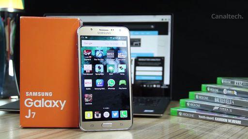 Novo Galaxy J7 Prime2 pode reproduzir sinal de TV digital