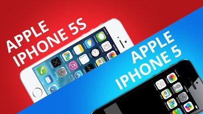 iPhone 5S VS iPhone 5 [Comparativo]