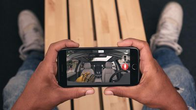 Ex-Apple e ex-Microsoft lançam câmera de segurança para carros
