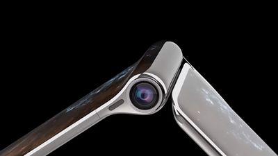 Smartphone futurista HubblePhone tem 4 telas, 2 CPUs e conectividade 5G