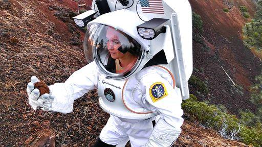 Novos trajes da NASA são testados no mesmo local de testes do Programa Apollo