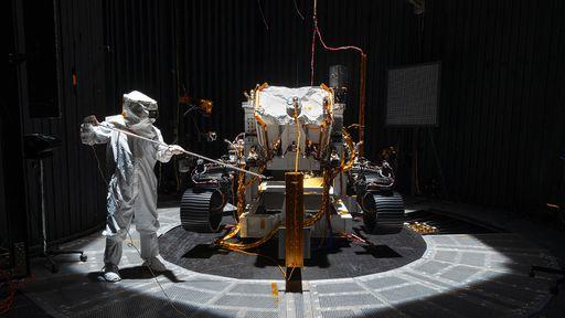 NASA revela mais detalhes sobre o novo rover que será enviado a Marte em 2020