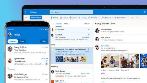 Como configurar uma conta Gmail no Outlook