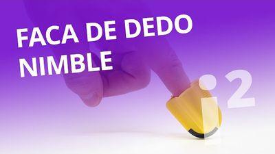Nimble, a faca de dedo que promete concorrer com facas e tesouras [Inovação ²]