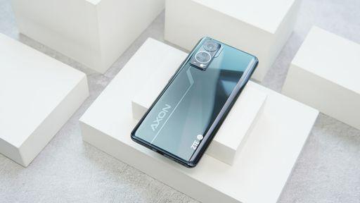 Celular com câmera sob a tela da ZTE chega a novos países em setembro