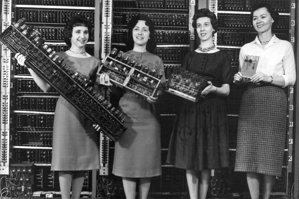 ENIAC girls