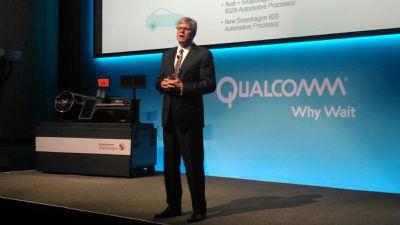 Qualcomm anuncia parceria com Audi e nova linha de chips para carros conectados