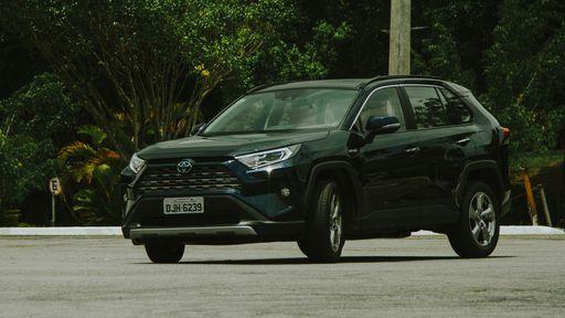 Análise   Toyota RAV4 Hybrid: potente, econômico e delicioso