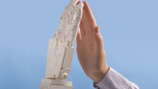 Componente inovador pode ajudar na criação de robôs 100% macios