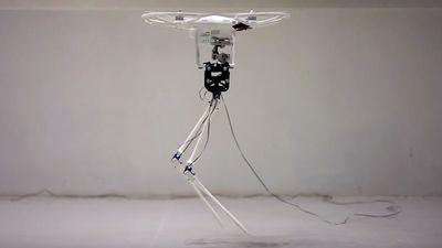 Japoneses criam robô bípede que se orienta por meio de uma cabeça com hélices