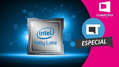 Intel anuncia novos processadores da 7a geração [Especial | Computex 2016]