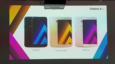 Novas versões do Galaxy A5 e A7 chegam ao Brasil com preços perto do S7