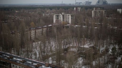 Estrutura que retém radiação em Chernobyl está caindo e deverá ser desmontada