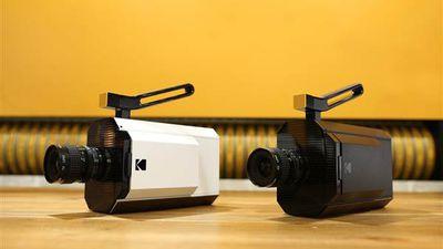 Kodak apresenta nova versão da clássica câmera Super 8