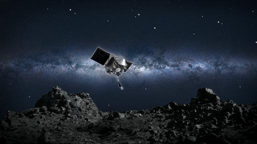 OSIRIS-REx deve visitar outro grande asteroide após concluir missão em Bennu