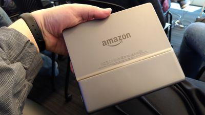 Amazon anuncia mais um Kindle, o Novo Oasis