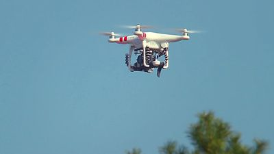 Vendas globais de drones devem crescer 34% e somar US$ 6 bilhões neste ano