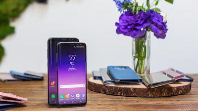 Samsung Galaxy S9 pode contar com tela totalmente sem bordas