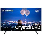 Smart TV 50´ UHD 4K Samsung, 3 HDMI, 2 USB, Wi-Fi, Bluetooth, HDR - UN50TU8000GXZD