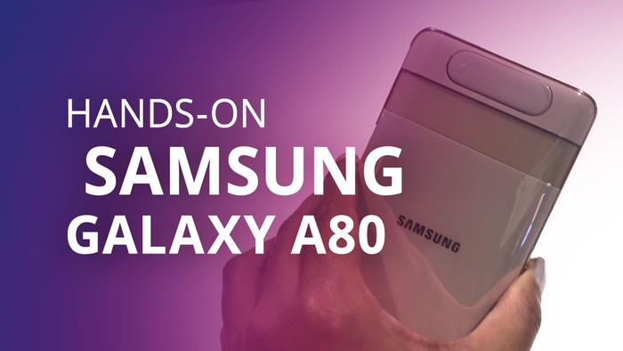 Unboxing E Primeiras Impressões Do Xiaomi Redmi Note 4: Samsung Galaxy A80 Com Câmera Que Gira [Hands-on]