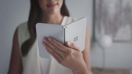 Microsoft avalia lançar Surface Duo em novos mercados no ano que vem