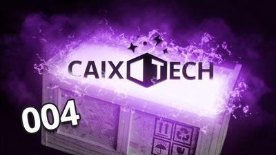 Caixotech #004: acessórios gamers, carteira tech e smartband