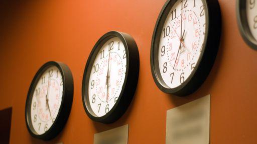 Como alterar o fuso horário do Calendário do Mac