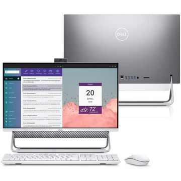 "Computador All in One Dell Inspiron 5490-MS10S 10ª Geração Intel Core i5 12GB 256GB SSD 23.8"" Touch Windows 10"