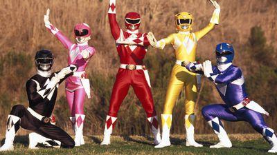 Hasbro adquire a marca Power Rangers da Saban