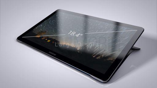 Especificações e preço do Samsung Galaxy View vazam em loja online