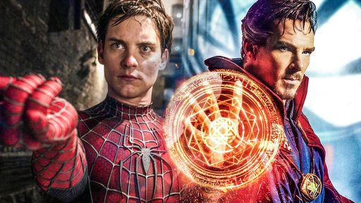 Homem-Aranha 3 | Vazamento revela conexão direta com Doutor Estranho 2
