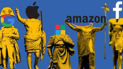 De onde vem o dinheiro das gigantes de tecnologia?
