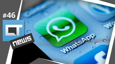 MWC, Facebook e Whatsapp, Apple Store no Brasil e + [CT News #46]