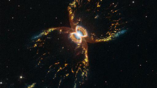 Pulsos gigantes nesta nebulosa podem solucionar as rajadas rápidas de rádio