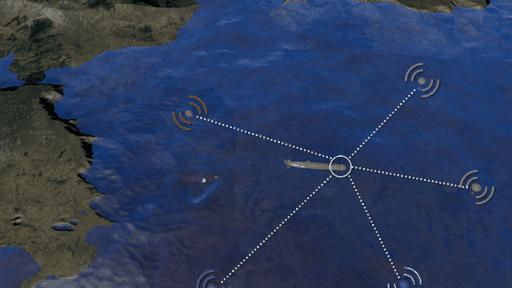 DARPA que criar GPS subaquático
