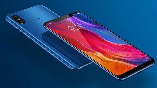 Série Mi 8 da Xiaomi ultrapassa a marca de 1 mi de unidades vendidas em 18 dias