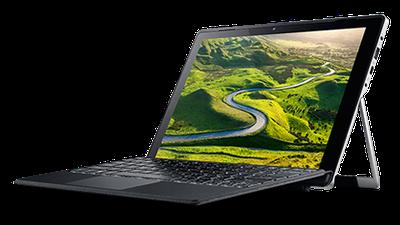 Acer lança laptop conversível Switch Alpha 12 no Brasil