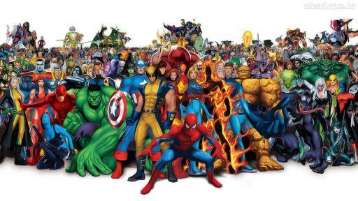 Mais de 200 HQs da Marvel  gratuitamente