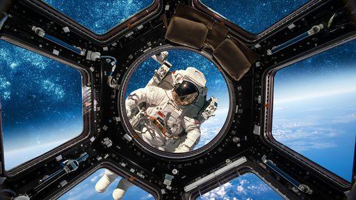 Longas viagens ao espaço podem elevar risco de danos cerebrais, aponta estudo