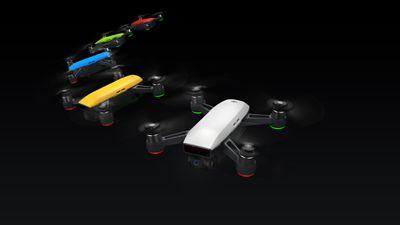 DJI anuncia Spark, o primeiro drone a ser comandado por meio de gestos