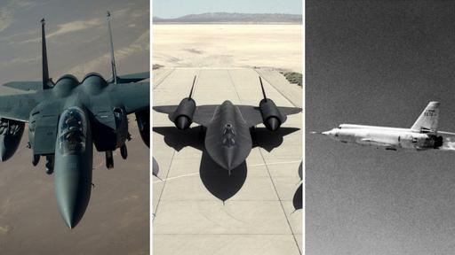 Conheça os 10 aviões mais rápidos do mundo